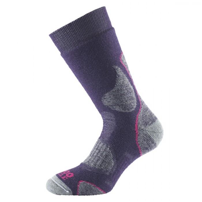 Image of 1000 Mile 3 Season Performance Ladies Socks - UK 3 - 5.5