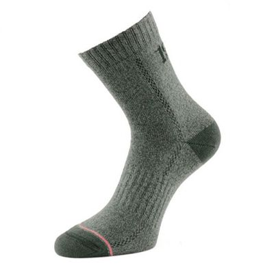 1000 Mile All Terrain Double Layer Socks-Green