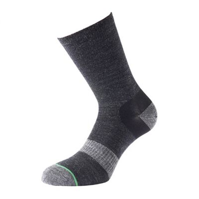 1000 Mile Approach Double Layer Socks-Brown