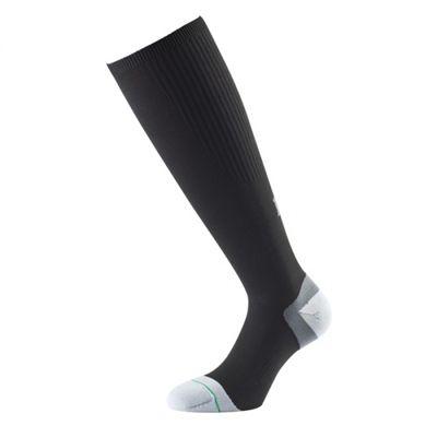 1000 Mile Foot Health Compression Single Layer Socks-Black