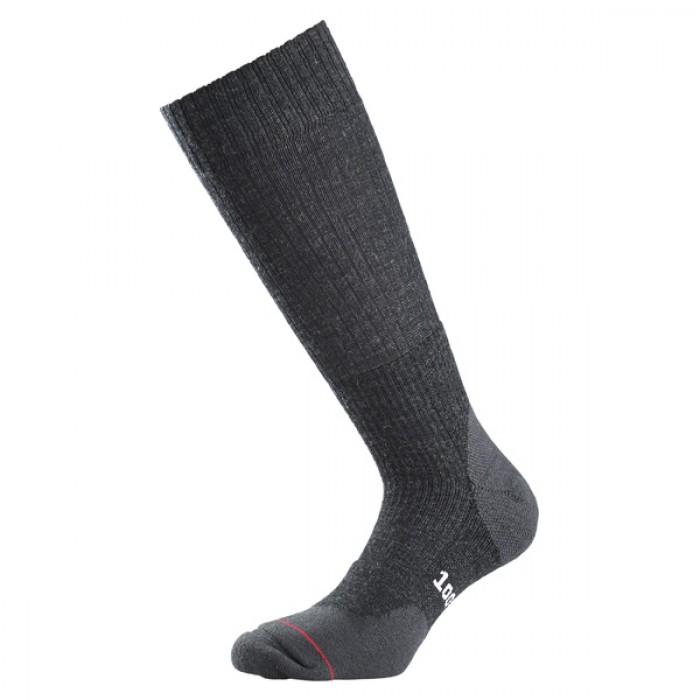 Image of 1000 Mile Fusion Ladies Walking Socks - Grey, UK 3 - 5.5