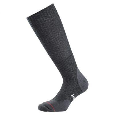 1000 Mile Fusion Mens Walking Socks-Grey