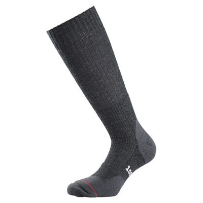 1000 Mile Fusion Mens Walking Socks-Grey