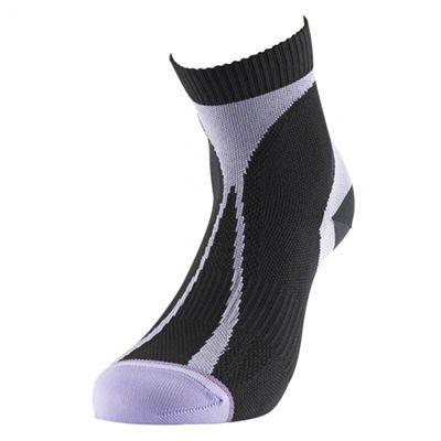 1000 Mile Tactel Race Ladies Running Socks-BKPR