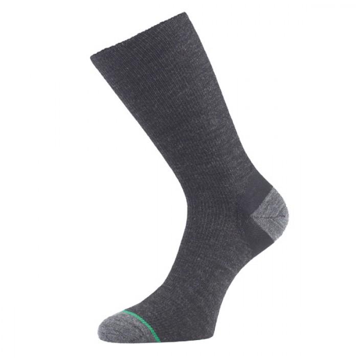 Image of 1000 Mile Ultimate Lightweight Mens Walking Socks - Grey, UK 12 - 14