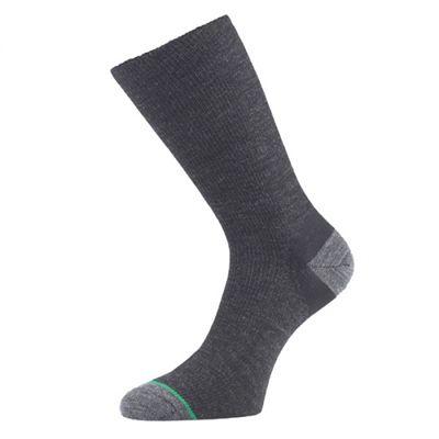 1000 Mile Ultimate Lightweight Ladies Walking Socks-Grey