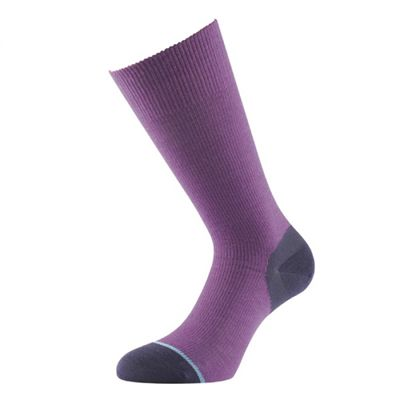 1000 Mile Ultimate Lightweight Ladies Walking Socks-Pink