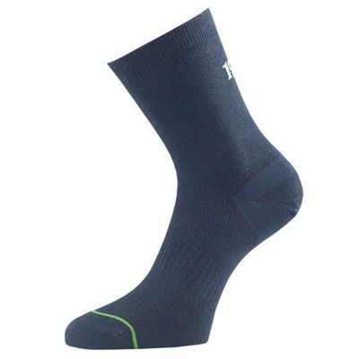 1000 Mile Ultimate Tactel Ladies Running Socks-Black