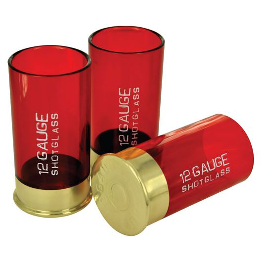 Image of 12 Gauge Shot Glass (pack of 4)