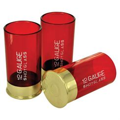 12 Gauge Shot Glass (pack of 4)