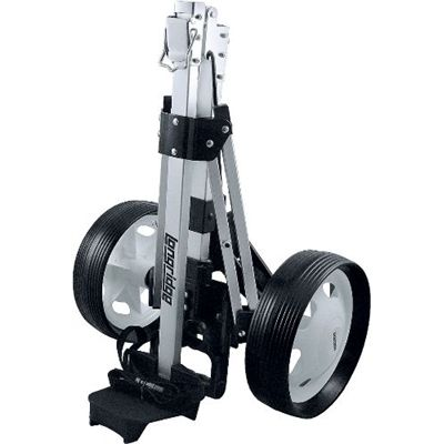 Micro Cart Golf Trolley Folded