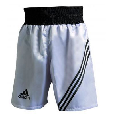 Adidas ADISMB02 Boxing Shorts - White