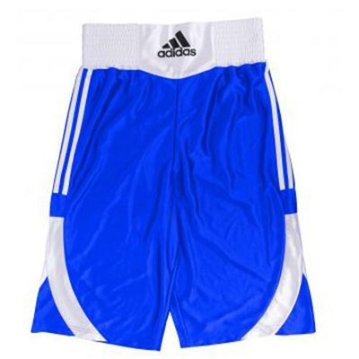 Adidas Amateur Boxing Shorts - Blue