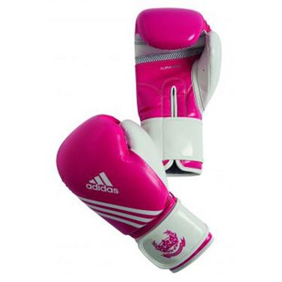 Adidas Fitness Boxing Gloves - Pink