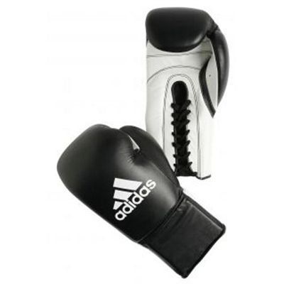 Adidas Kombat Lace Boxing Gloves