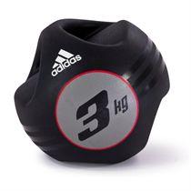 Adidas Dual Grip Medicine Ball - 3kg