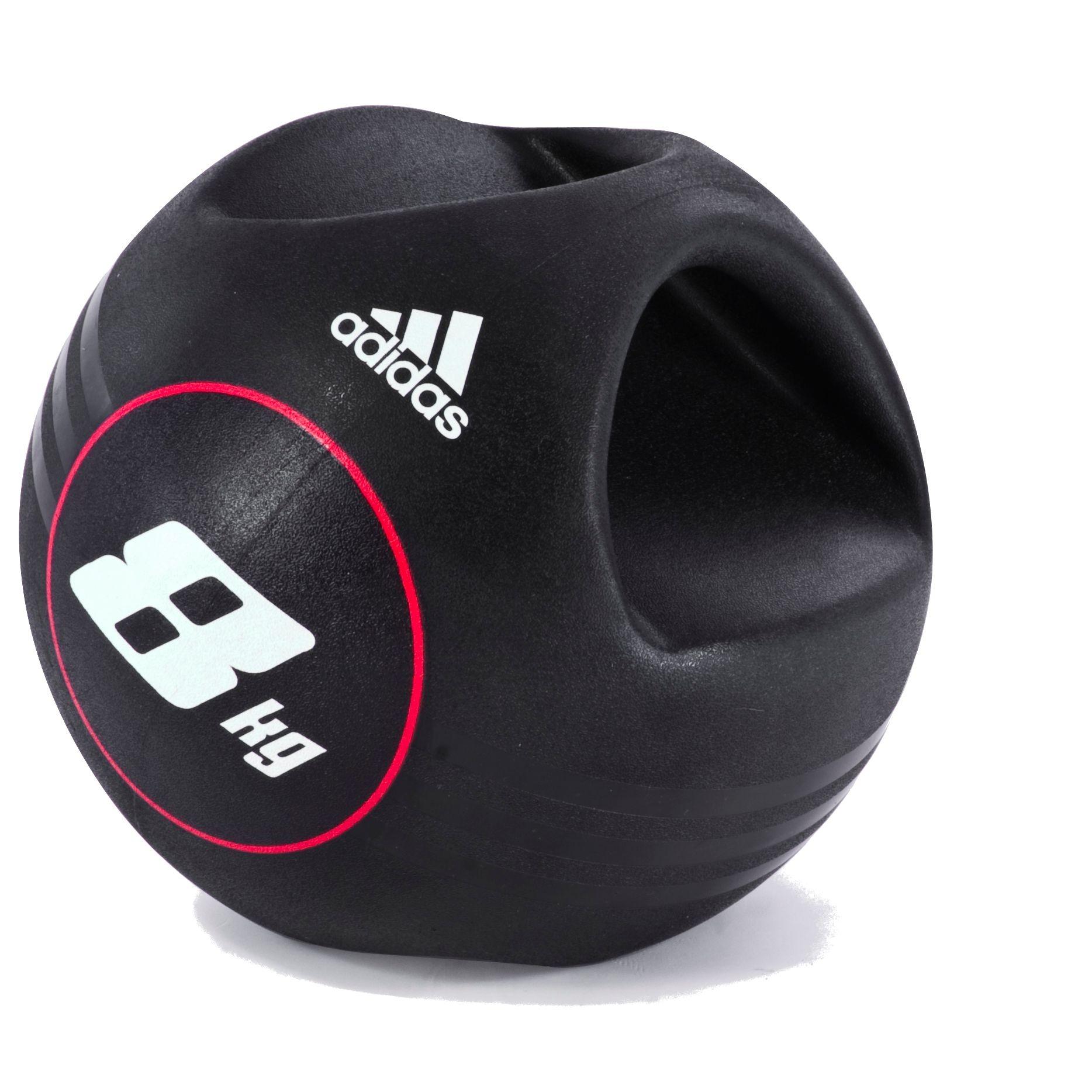 Adidas Dual Grip Medicine Ball  8kg