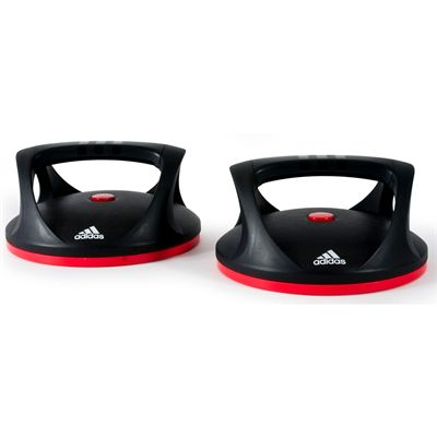 Adidas Swivel Push-up Bars
