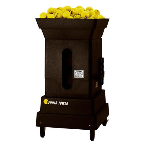 Sports Tutor Tennis Tower Club Tennis Ball Machine