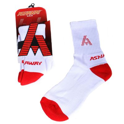 Ashaway AS03 Performance court Socks - Red