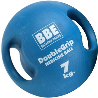 BBE 7Kg Double Grip Medicine Ball