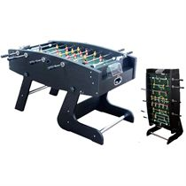 BCE 4ft 6in Deluxe Folding Football Table