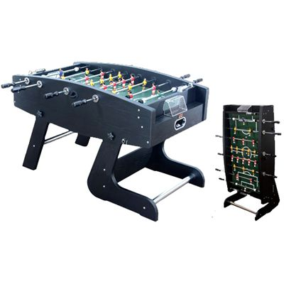 BCE 4ft 6 Deluxe Folding Football Table