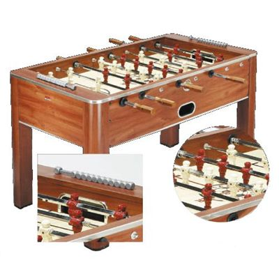 BCE 4ft 6in Retro Raider Deluxe Football Table