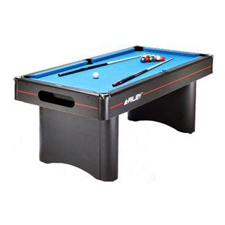 BCE 6ft Riley Pool Table (Black)