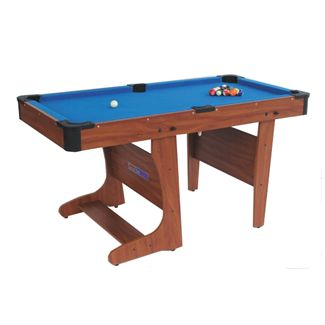 BCE Clifton 4ft 6in Folding Pool Table