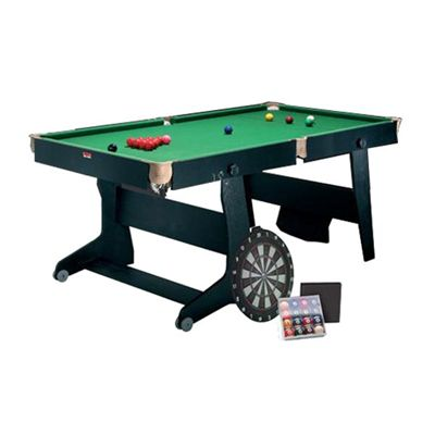 BCE FS-6 6ft Folding Snooker Table
