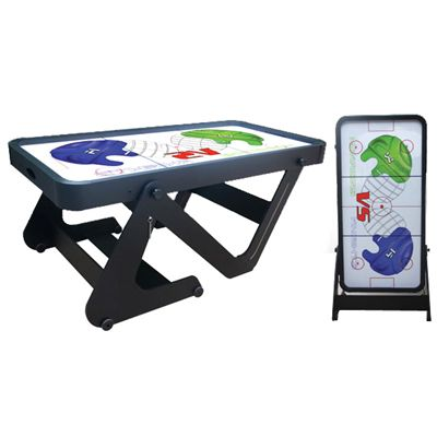 BCE Typhoon 6ft Folding Air Hockey Table