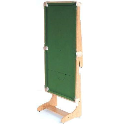 Bce 5 39 vertical folding snooker table st20 5db for Html vertical table