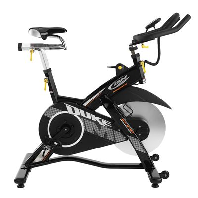 BH Fitness Duke Magnetic Exercise Bike - Side view