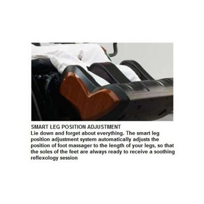 M1000 Jet Set Smart Leg Position Adjustment