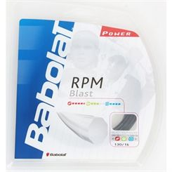 Babolat RPM Blast Tennis String - 12m Set