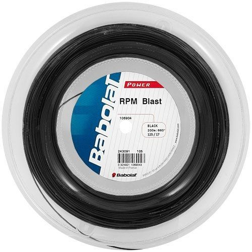 Babolat RPM Blast Tennis String – 200m Reel