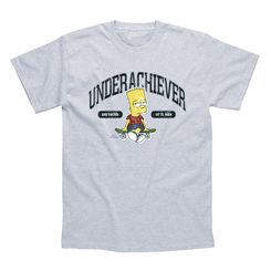 The Simpsons Bart Underachiever Kids T-Shirt