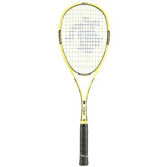 Black Knight Ion X Force Yellow Squash Racket