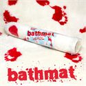 Blood Bath Mat