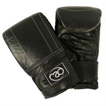 Boxing Mad Boxing Leather Bag Mitt