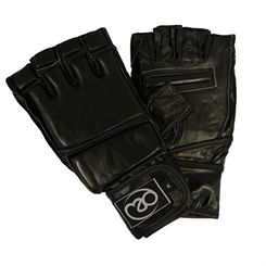 Boxing Mad Leather Pro Grappling Gloves