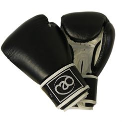 Boxing Mad Leather Pro Sparring Glove - 12oz