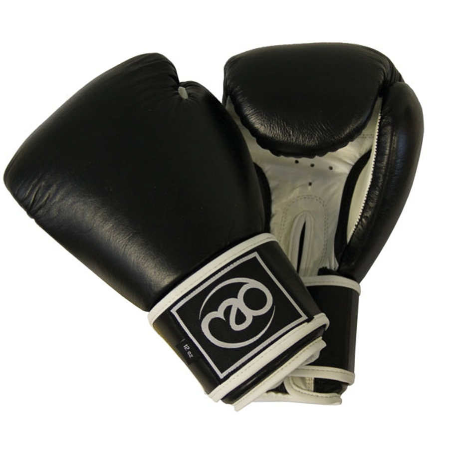 Boxing Mad Leather Pro Sparring Glove - 14oz