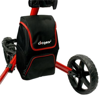 Clicgear Cooler Bag - Attached to the cart