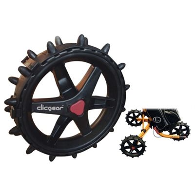 Clicgear Hedgehog Wheels