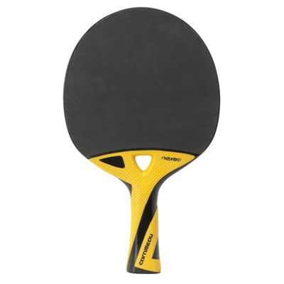 Cornilleau Nexeo X90 Carbon Table Tennis Bat - Reverse