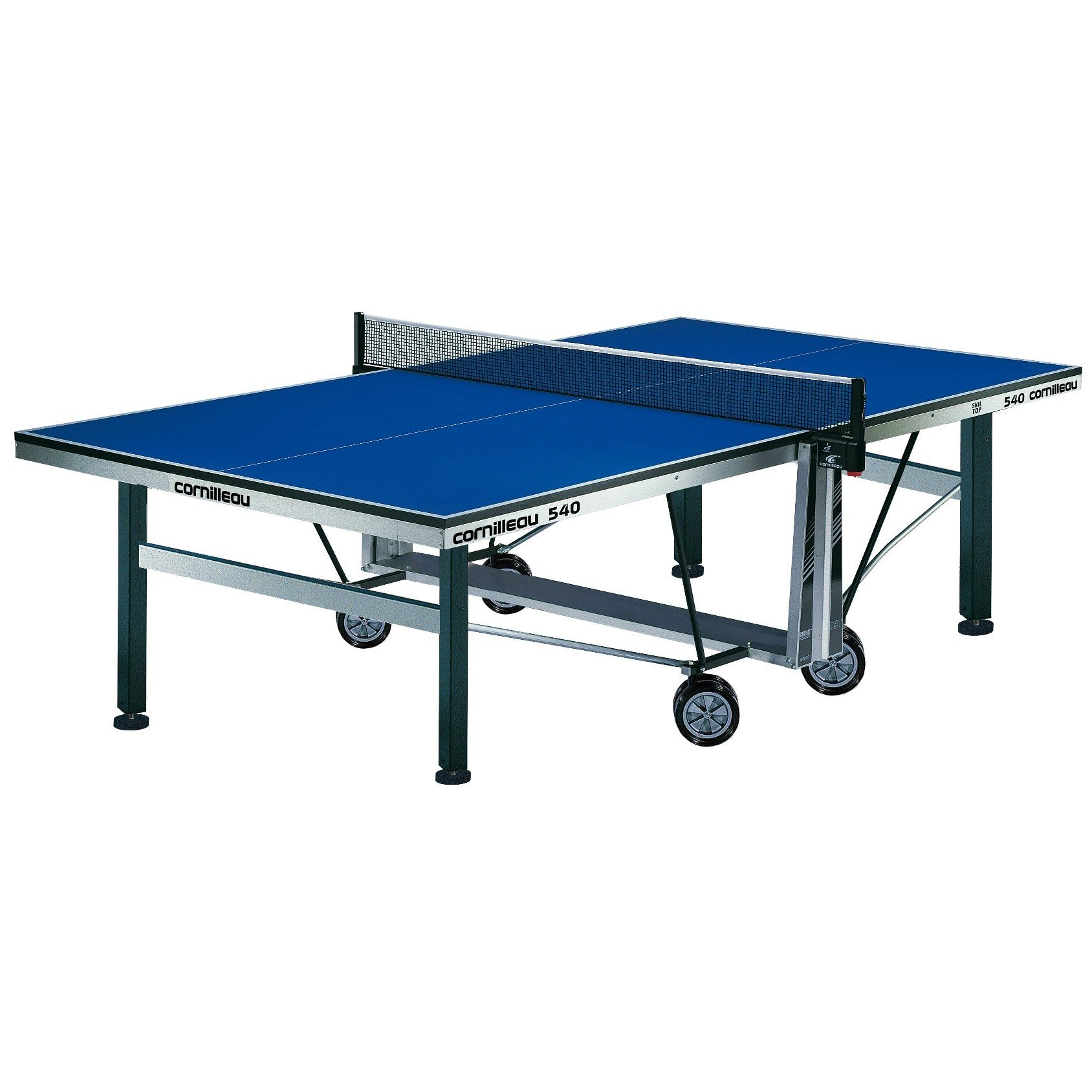 Cornilleau competition 540 rollaway table tennis table - Table tennis de table cornilleau outdoor ...