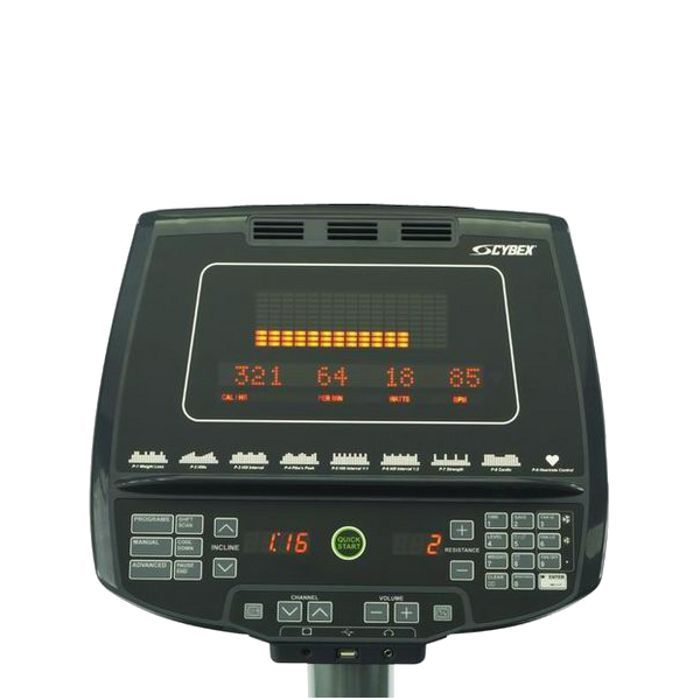 Cybex 750a Lower Body Arc Trainer Sweatband Com