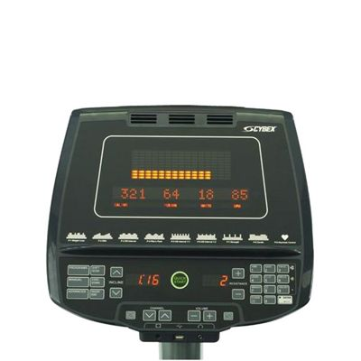 Cybex 750AT Total Body Arc Trainer Console